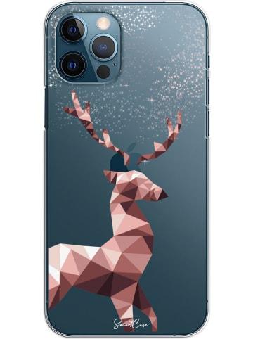 SWEET ACCESS Case w kolorze jasnoróżowym do iPhone 12 Pro Max