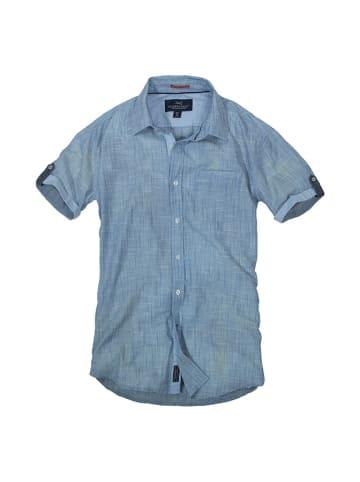 Scotfree Hemd in Blau