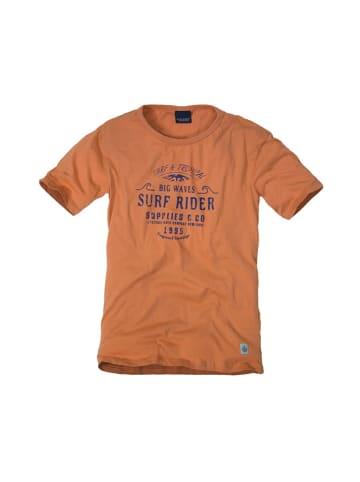 Scotfree Shirt in Orange