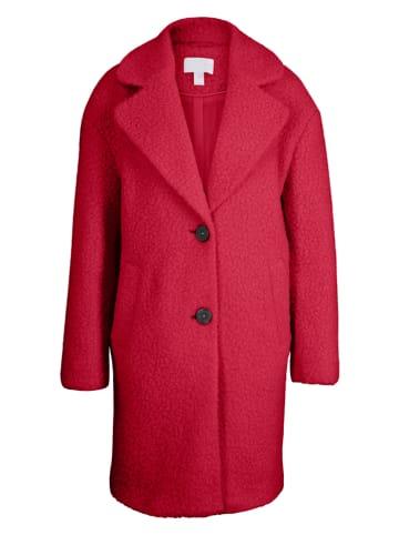 Heine Płaszcz przejściowy w kolorze czerwonym