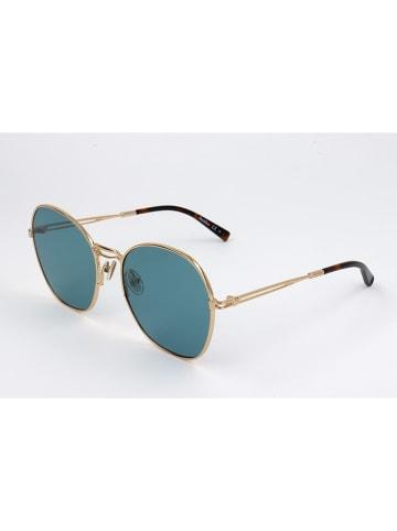 Max Mara Damen-Sonnenbrille in Gold