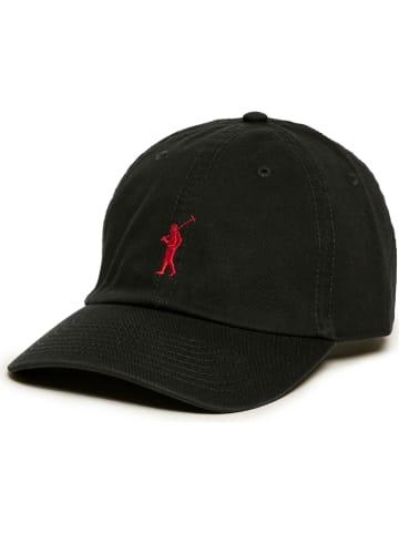 Polo Club Czapka w kolorze czarnym