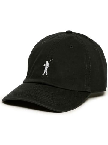 Polo Club Cap in Schwarz