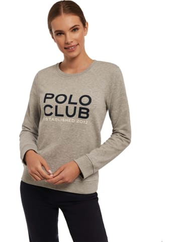 Polo Club Sweatshirt grijs