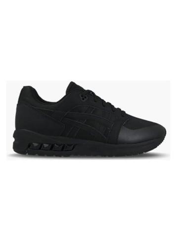 "Asics Sneakersy ""Gel Saga Sou GS"" w kolorze czarnym"