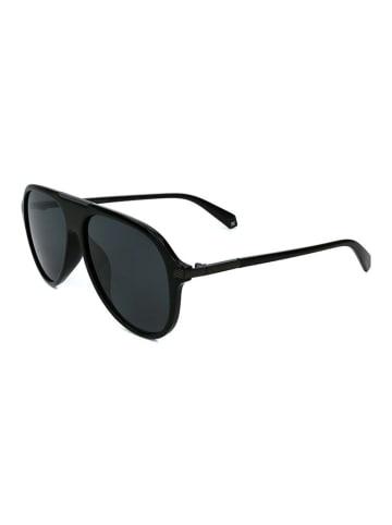 """Polaroid Okulary przeciwsłoneczne """"2071/G/S/X"""" w kolorze czarnym"""