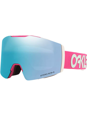"Oakley Ski-/ Snowboardbrille ""Fall Line XM"" in Pink/ Blau"