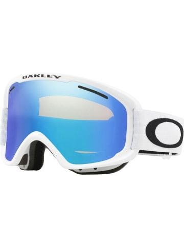"""Oakley Ski-/ Snowboardbrille """"O-Frame 2.0 Pro XM"""" in Weiß/ Blau"""