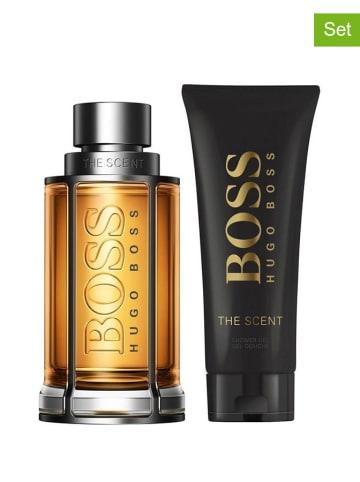 """Hugo Boss 2-częściowy zestaw """"The Scent"""" - EDT, żel pod prysznic"""