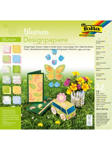Folia Kolorowy papier ozdobny