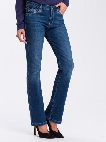 """Cross Jeans Spijkerbroek """"Lauren"""" - regular fit - blauw"""
