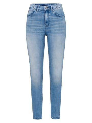 "Cross Jeans Spijkerbroek ""Judy"" - super skinny fit - lichtblauw"