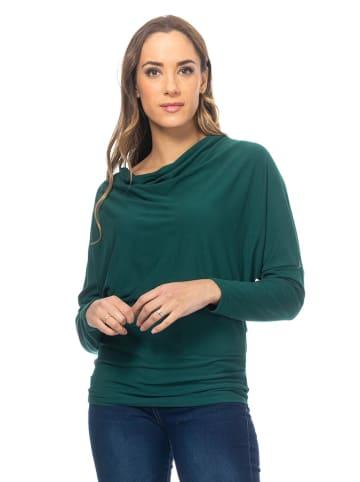 Tantra Bluzka w kolorze zielonym