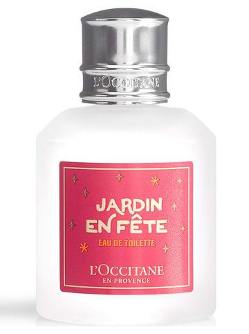 L'Occitane Jardin en Fête - eau de toilette, 50 ml
