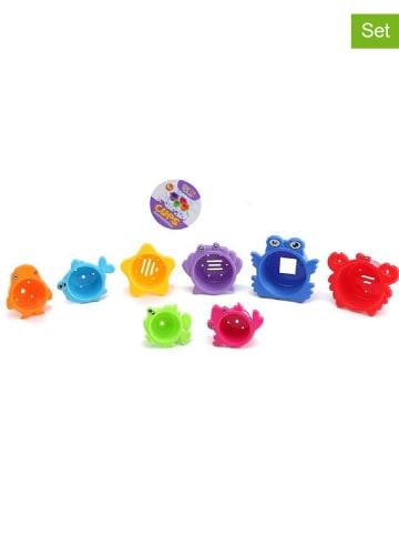 Magni 8-częściowy zestaw zabawek do kąpieli - 6 m+