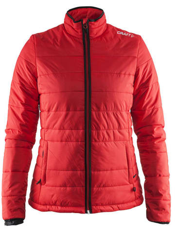 "Craft Winterjas ""Primaloft"" rood"