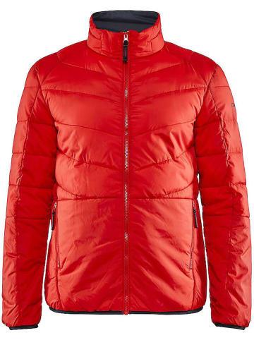 "Craft Winterjas ""Core Street"" rood"