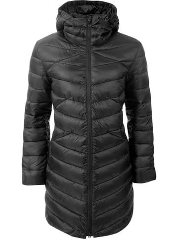 Halti Płaszcz zimowy w kolorze czarnym