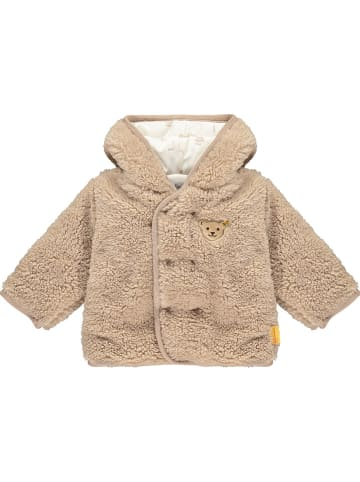 Steiff Fleece vest beige