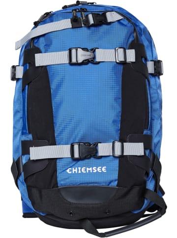 """Chiemsee Rugzak """"Ski"""" blauw - (B)25 x (H)44 x (D)16 cm"""