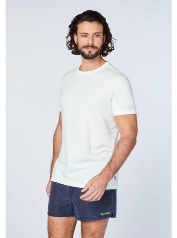 """Chiemsee Shirt """"Goldeye"""" in Weiß"""