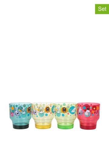 Moomin Kubek (4 szt.) w różnych kolorach - 300 ml