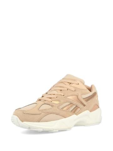 Reebok Sneakersy w kolorze beżowo-jasnoróżowym