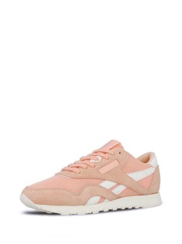 Reebok Sneakersy w kolorze różowym