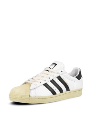 Adidas Sneakersy w kolorze biało-czarnym