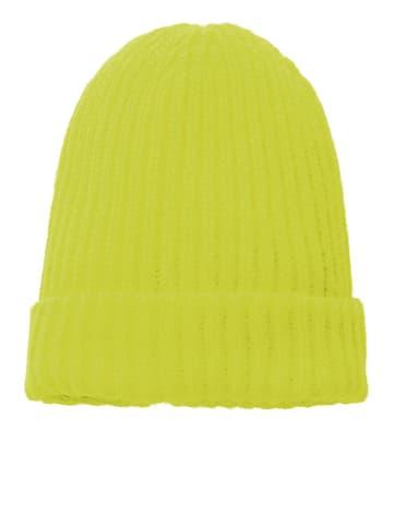 CARTOON Muts geel