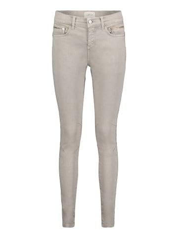 CARTOON Spijkerbroek - skinny fit - lichtgrijs