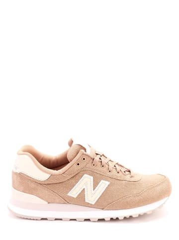 "New Balance Sneakers ""515"" beige"