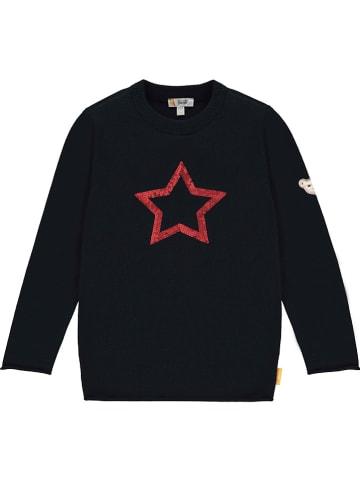 Steiff Pullover in Schwarz