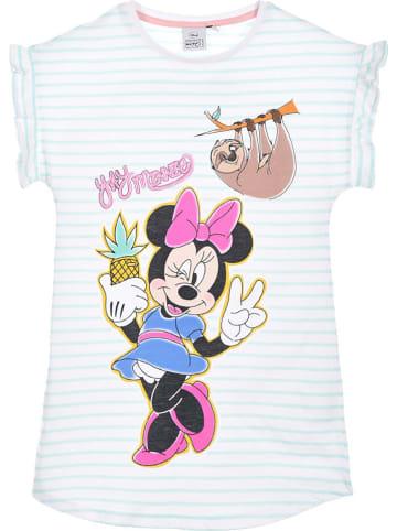 """Disney Minnie Mouse Nachthemd """"Minnie Mouse"""" wit/blauw"""