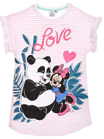 "Disney Minnie Mouse Nachthemd ""Minnie Mouse"" wit/roze"