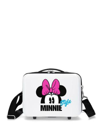 Disney Hardcase-trolley wit/meerkleurig - (B)29 x (H)21 x (D)15 cm