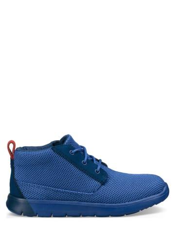 """UGG Sneakersy """"Canoe Hyperweave"""" w kolorze niebieskim"""