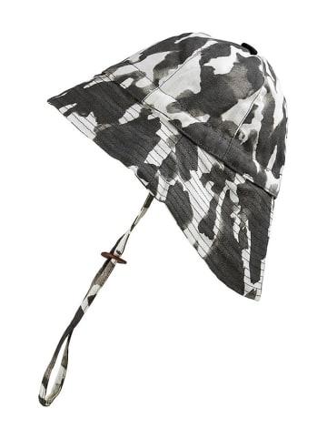 Elodie Details Kapelusz przeciwsłoneczny w kolorze czarno-białym