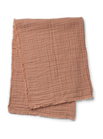 Elodie Details Koc w kolorze szaroróżowym - (D)100 x (S)75 cm