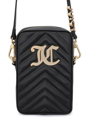 Juicy Couture Torebka w kolorze czarnym - 13 x 20 x 6 cm