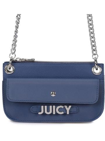 Juicy Couture Torebka w kolorze granatowym - 20 x 13 x 4 cm