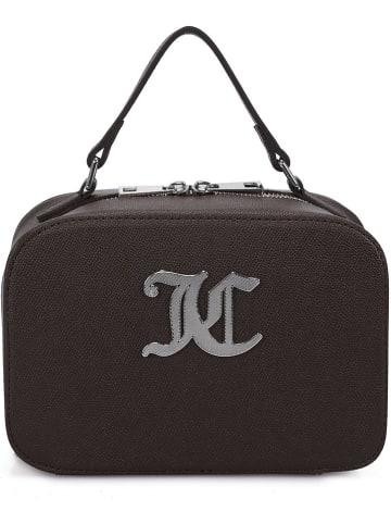 Juicy Couture Umhängetasche in Braun - (B)22 x (H)15 x (T)10 cm