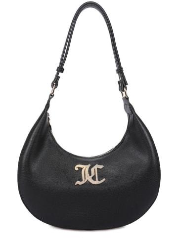 Juicy Couture Torebka w kolorze czarnym - 30 x 16 x 7 cm