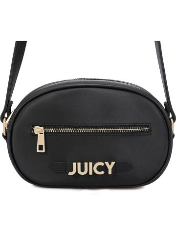 Juicy Couture Torebka w kolorze czarnym - 23 x 15 x 7 cm