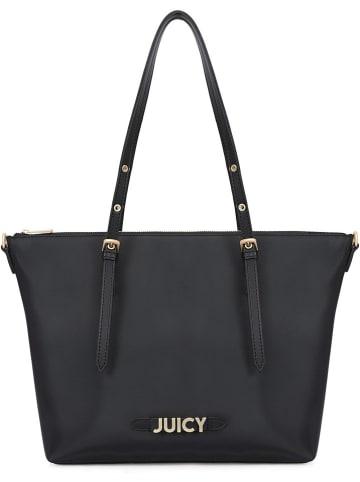 Juicy Couture Shopper in Schwarz - (B)45 x (H)30 x (T)25 cm
