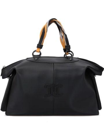 Juicy Couture Henkeltasche in Schwarz - (B)40 x (H)30 x (T)15 cm