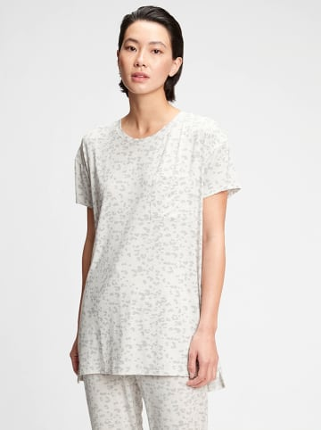 GAP Koszulka piżamowa w kolorze szarym