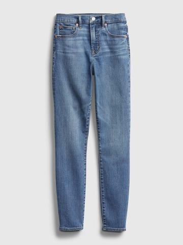 GAP Dżinsy - Skinny fit - w kolorze niebieskim