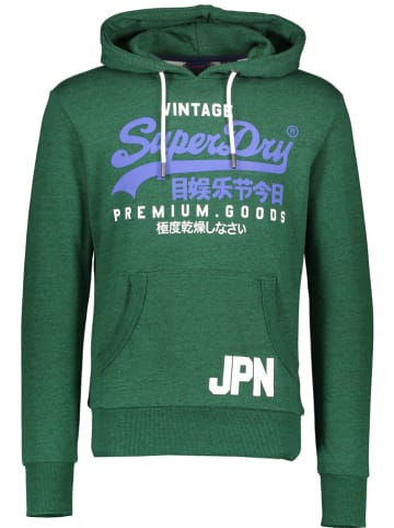 Superdry Sweatshirt groen