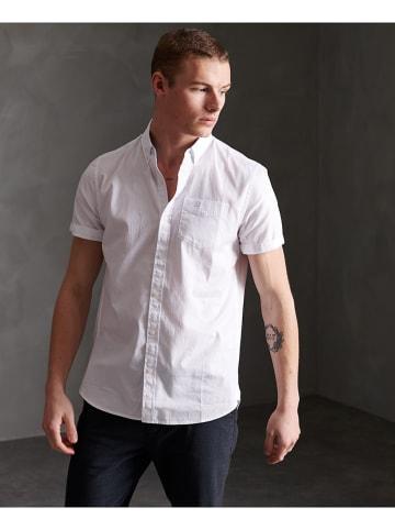 Superdry Koszula w kolorze białym
